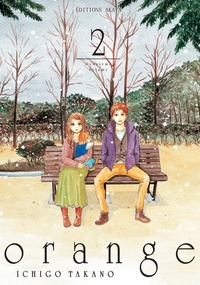 Téléchargement des manuels audio Orange Tome 2 9782369740384 par Ichigo Takano iBook FB2 PDB en francais