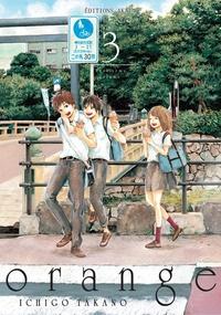 Ichigo Takano - Orange Tome 3 : .