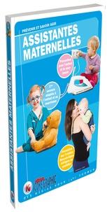 Icone Graphic - Assistantes maternelles - Prévention et premiers secours.
