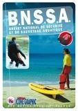 Icone Graphic - B.N.S.S.A. Brevet National de Sécurité et de Sauvetage Aquatique.