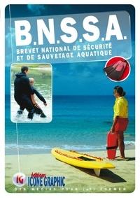 Icone Graphic - BNSSA Brevet National de Sécurité et de Sauvetage Aquatique.