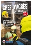 Icone Graphic - Chef d'Agrès Tout Engin SPV SPP - Encadrant(e) des opérations de secours.