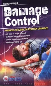 Icone Graphic - Damage Control - Premiers secours en situation dégradée.