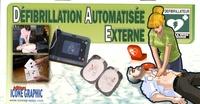 Deedr.fr Défibrillation automatisée externe - Mémento Image