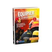 Icone Graphic - Equipier de Sapeur-Pompie - Intervenant(e) des opérations de secours.