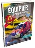 Icone Graphic - Equipier de Sapeur-Pompier - Secours d'urgence aux personnes.
