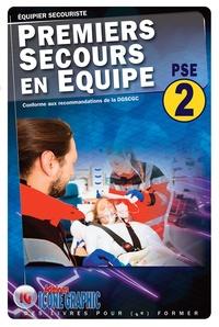 Icone Graphic - Equipier secouriste - Premiers secours en équipe PSE 2.