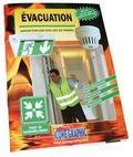 Icone Graphic - Evacuation : savoir évacuer son lieu de travail.