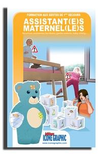 Icone Graphic - Formation aux gestes de 1ers secours assistant(e)s maternel(le)s.