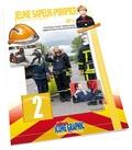 Icone Graphic - Formation des jeunes sapeur-pompiers niveau 2, JSP 2.