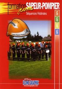 Icone Graphic - Formation jeune sapeur-pompier - Séquences fédérales JSP1, JSP2, JSP3, JSP4.