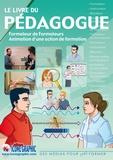Icone Graphic - Le livre du pédagogue - Formateur de formateurs, animation d'une action de formation.