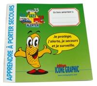 Icone Graphic - Livre Enfants Premiers secours.
