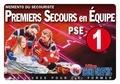 Icone Graphic - Memento du secouriste - Premiers secours en équipe de niveau 1 - PSE1.