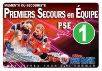 Icone Graphic - Mémento du secouriste - Premiers secours en équipe PSE 1.