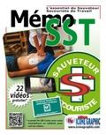 Icone Graphic - Mémo SST - L'essentiel du sauveteur secouriste du travail.