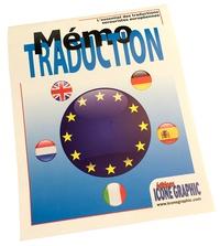 Histoiresdenlire.be Mémo-Traduction - L'essentiel des traductions secouristes européennes Image