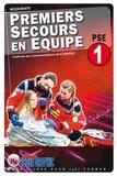 Icone Graphic - Premiers secours en équipe de niveau 1 - PSE1.