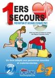 Icone Graphic - Premiers secours, Prévention et secours civiques PSC1 pour les personnes sourdes et malentendantes - Avec DVD en langue des signes.