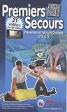 Icone Graphic - Premiers secours - Prévention et secours civiques PSC1.