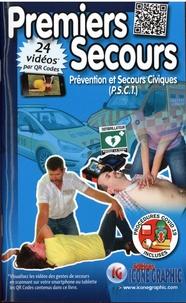 Icone Graphic - Premiers secours - Prévention et secours civiques (PSC1).