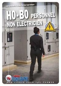 Icone Graphic - Préparation à l'habilitation électrique - Personnel non électricien B0-H0.
