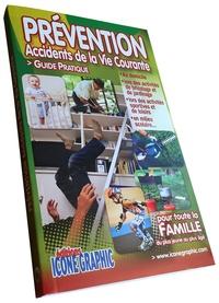 Icone Graphic - Prévention des accidents de la vie courante - Guide pratique pour toute la famille.