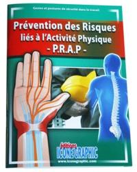 Icone Graphic - Prévention des Risques liés à l'Activité Physique PRAP.
