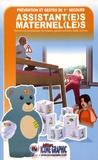 Icone Graphic - Prévention et gestes de 1ers secours assistant(e)s maternel(le)s - Nourrices, assistantes familiales, gardes d'enfants, baby sitting....