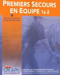 Icone Graphic - Recommandations PSE1 / PSE2 relatives aux premiers secours - Classeur seul.