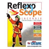 Icone Graphic - Reflexoscope Incendie Chef de groupe > Chef d'Agrès.