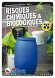 Icone Graphic - Risques chimiques et biologiques.