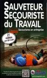 Icone Graphic - Sauveteur secouriste du travail - Secourisme en entreprise.