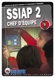 Icone Graphic - SSIAP2 - Service de Sécurité Incendie et d'Assistance à Personnes - Chef d'équipe.