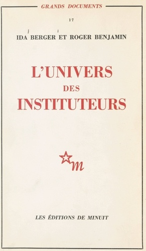 L'univers des instituteurs