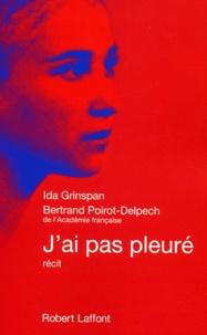 Ida Grinspan et Bertrand Poirot-Delpech - .