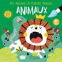 Idées Book - Animaux - Avec 1 pinceau.