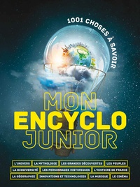 Mon encyclo junior- 1001 choses à savoir -  Idées Book |