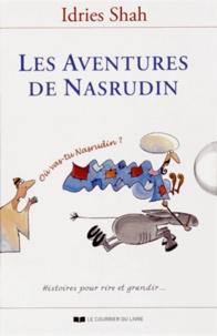 Idries Shah - Les aventures de Nasrudin - Coffret 3 volumes : Les Subtilités de l'inimitable Mulla Nasrudin ; Les Exploits de l'incomparable Mulla Nasrudin ; Les Plaisanteries de l'incroyable Mulla Nasrudin.