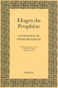Idrîs de Vos - Eloges du Prophète - Anthologie de poésie religieuse.