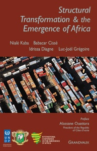 Idrissa Diagne et Nialé Kaba - Structural Transformation & the Emergence of Africa.