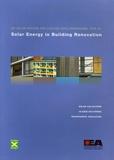 IEA - Solar Energy in Building Renovation.