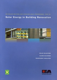 IEA - Solar Energy in Building Renovation.