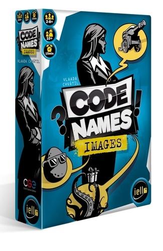 IELLO - Jeu Codenames Images