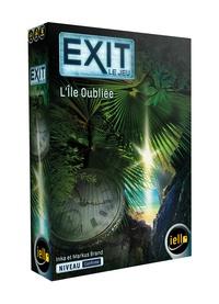 IELLO - Jeu Exit - L'île oubliée