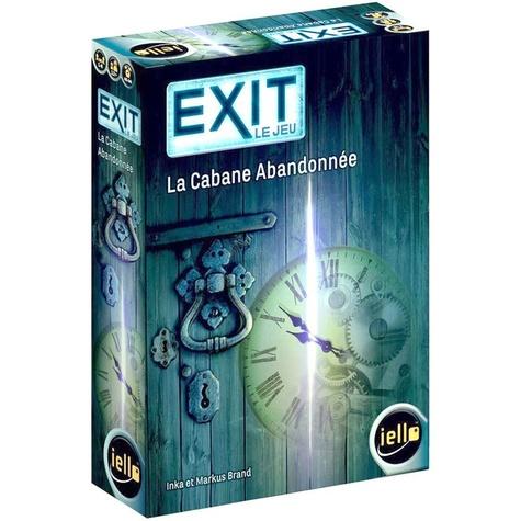 Jeu Exit - La Cabane Abandonnée