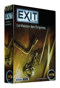 IELLO - Jeu Exit - La maison des énigmes