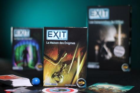 Jeu Exit - La maison des énigmes