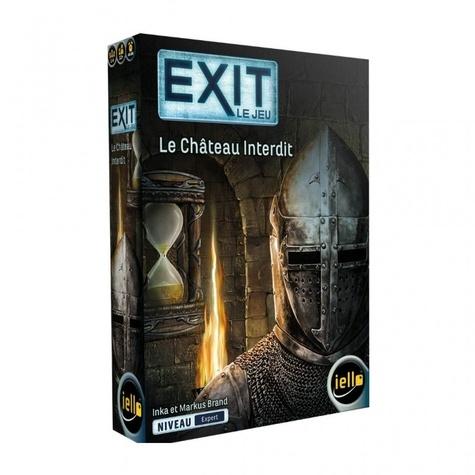 Jeu Exit - Le château interdit