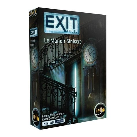 Jeu Exit- Le manoir sinistre